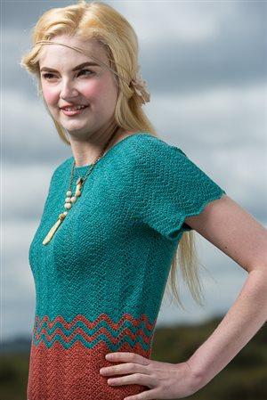 Sierra Sweater sleeve