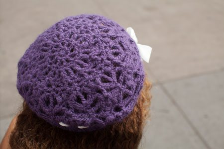 Like this Beret Top