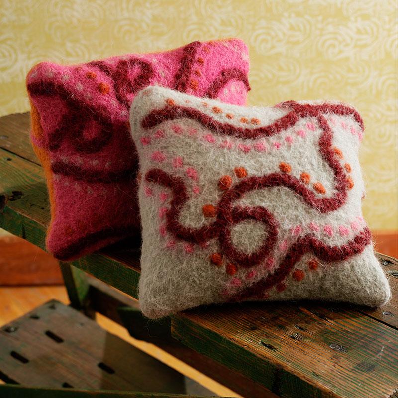 Scribble Pillows