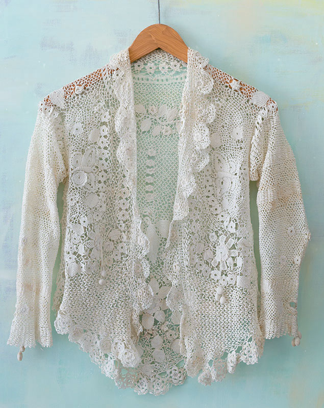 May/June 2018: Lace