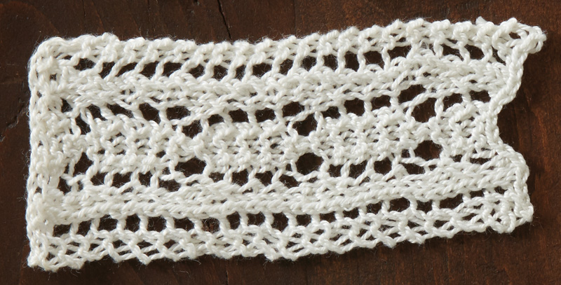 Knitted-Lace