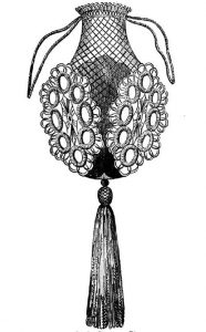 Crochet Purse over Rings