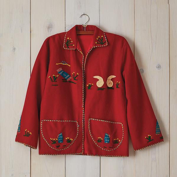 Mexican souvenir jackets