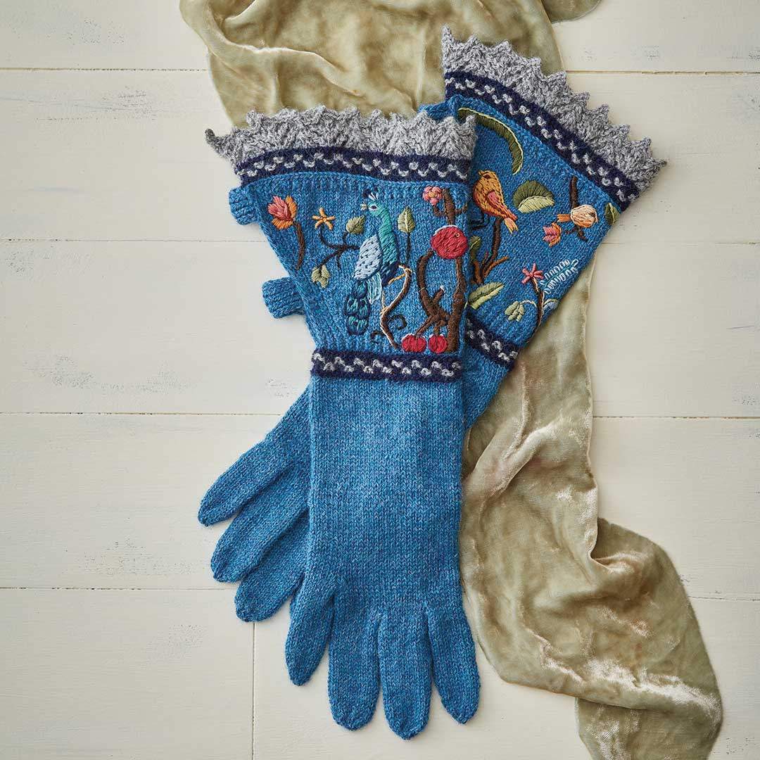 Mountmellick embroidery