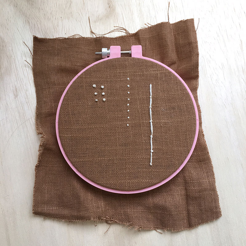 Victorian Embroidery Stitches