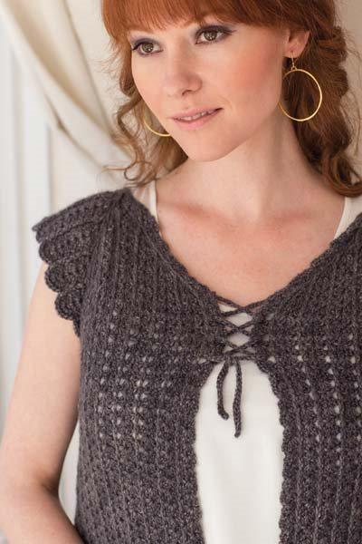 Crochet So Lovely: Crochet Sweater