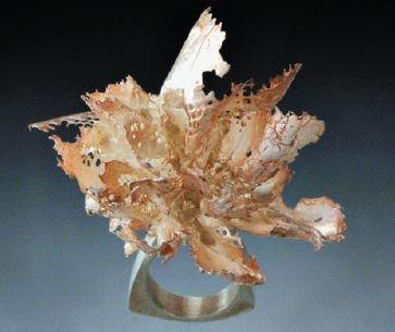 Yoko Noguchi flower ring