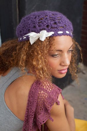 Like this Beret Back