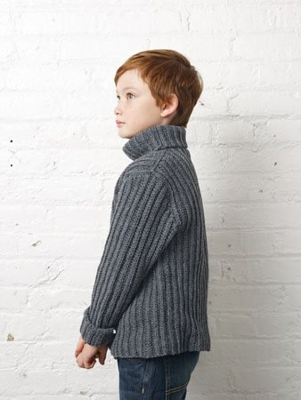 Taylor Pullover side