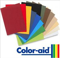 Use color-aid paper with your color knitting projects to make the process easier!