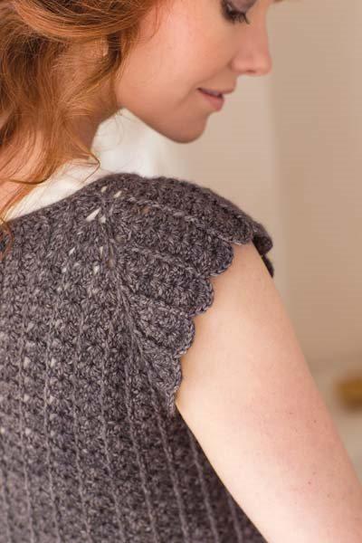 Crochet So Lovely: Crocheted Sweater