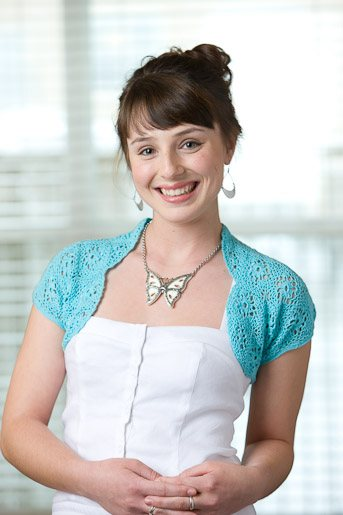 This simple crochet motif shrug is make with crochet squares that are joined as you go.