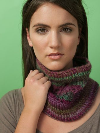 Swoopy Cowl Detail