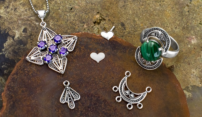 how to repurpose jewelry findings