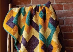 7 Free Knitted Blanket Afghan Patterns Interweave
