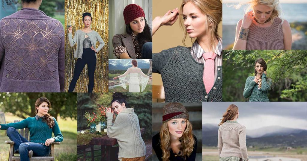 Take a Peek Inside Interweave's Ultimate Pattern Collection, <em>100 Knits</em>