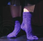 Socktoberfest: Your Best Bind-Off for Toe-Up Socks