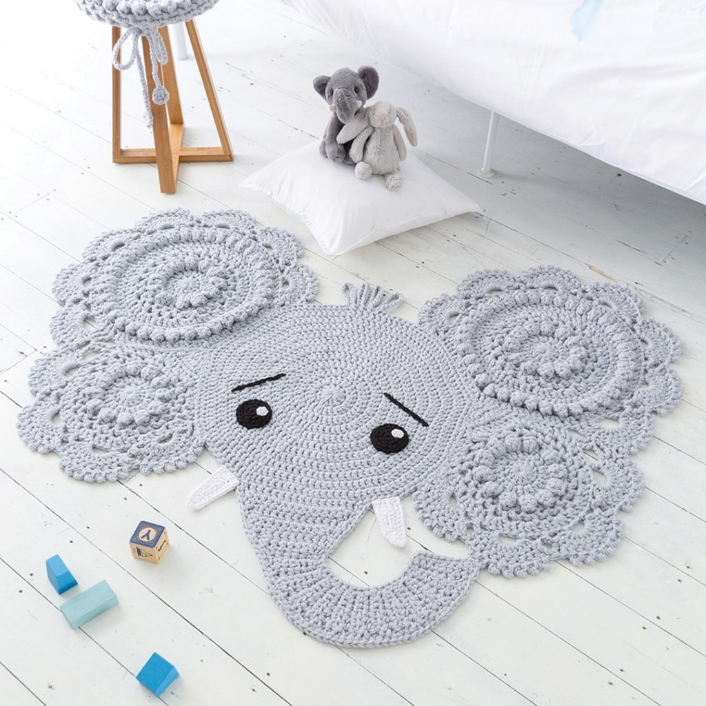 Crochet Décor That Kids Will Adore Interweave
