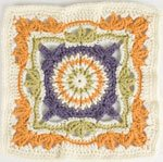 Learn how to do this picture frame crochet afghan pattern.