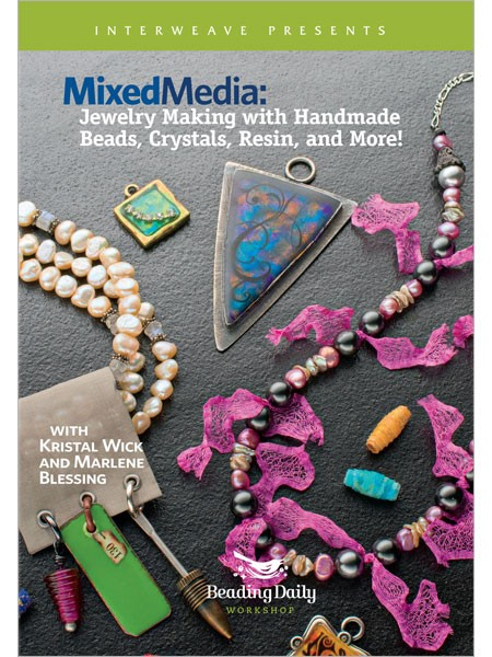 Mixed Media approach to jewelry making, with Kristal Wick