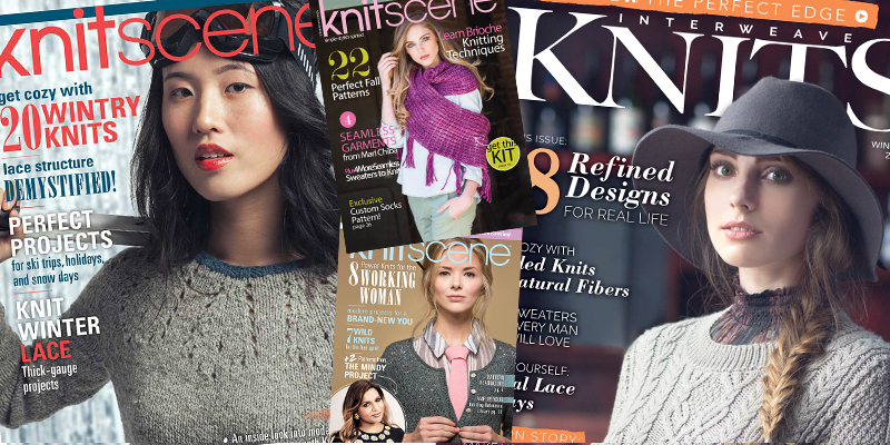 Knitting Magazines: Our Best Keeps Getting Better