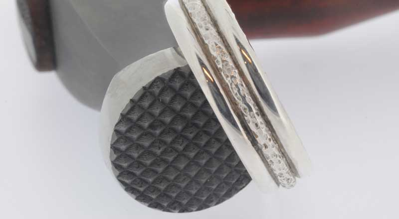 Hammer It: Great Tips from Bill Fretz on Texturing Metal Jewelry