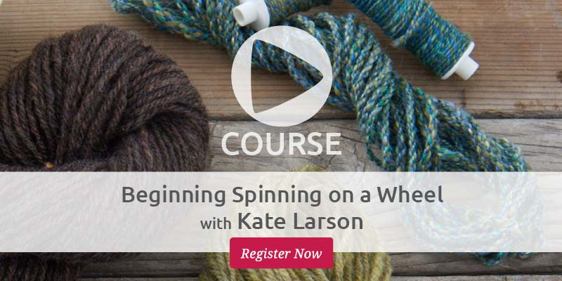 01cdce011f5 How a Knitter Learns to Spin (like wool, it's not hard) | Interweave