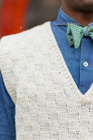 Tatami Vest Closeup