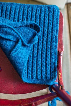 Chain Stitch Cushion Bottom