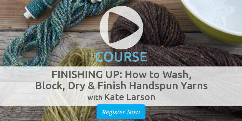 The Secret to Spinning a Perfect Skein