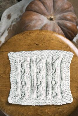 Swatch-Cloth Knitting Pattern