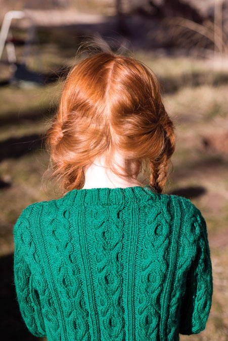 OXO Pullover Knitting Pattern