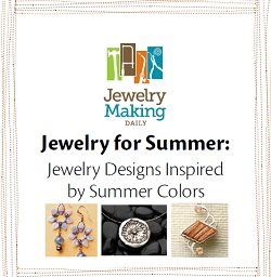 If you like summer time, then you'll LOVE these 3 FREE summer jewelry making projects inspired by summer colors and trends.