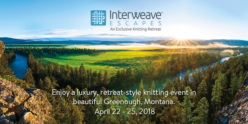 Escape to Scenic Montana with Lorilee Beltman for an Exclusive Knitting Retreat April 22-25, 2018