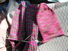 Cherry Tree Hill socks