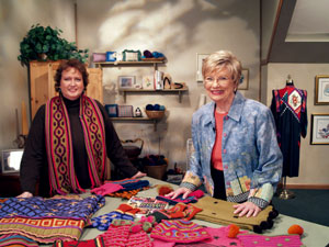 Embroider Your Knitwear - Needle Arts Studio