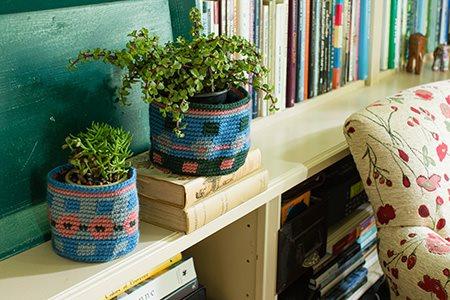 Garden Plot Baskets Side