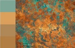 From Patinas: 300+ Coloration Effects for Jewelers and Metalsmiths By Matthew Runfola