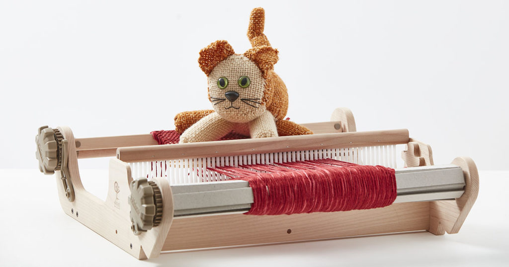 Weave a Pin Loom Pet for National Love Your Pet Day