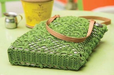 Colorful Crochet Lace: Crochet Lace Bag
