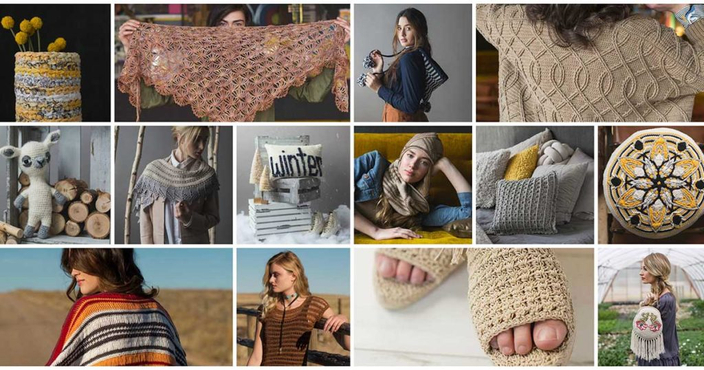 416b24ceb19c2 19 Crochet Projects to Learn Something New in 2019!