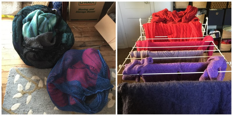 How to Wash Sweaters with Love (and Efficiency)