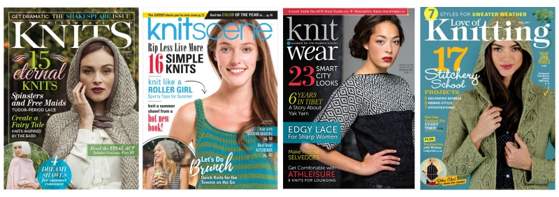 How to Submit Knitting Patterns for Interweave