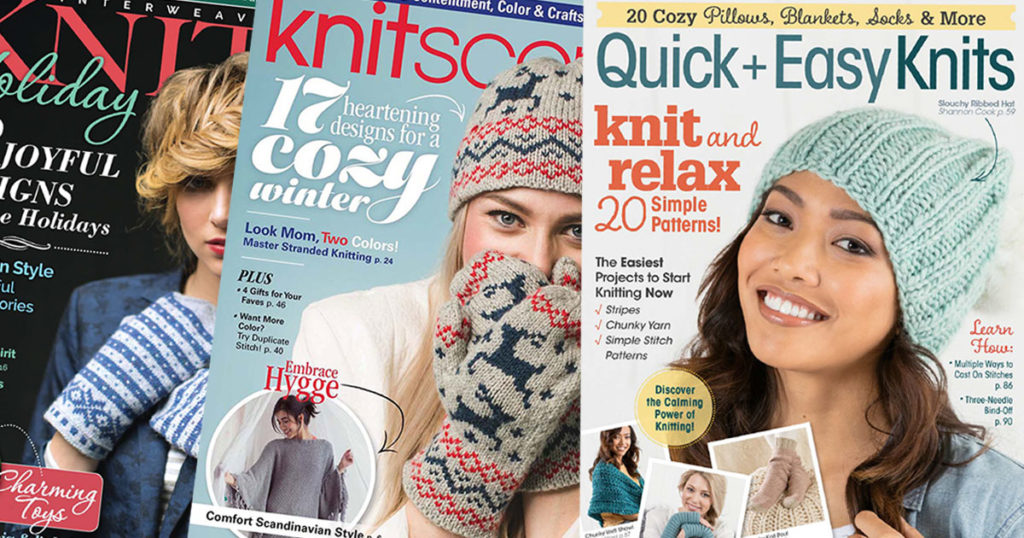 What's Your Favorite Interweave Issue?