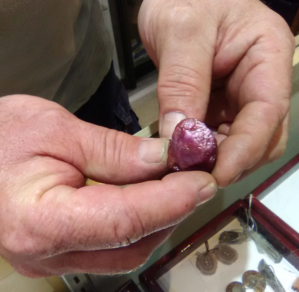 Rock Hounding for Rubies, Sapphires, and Good Times
