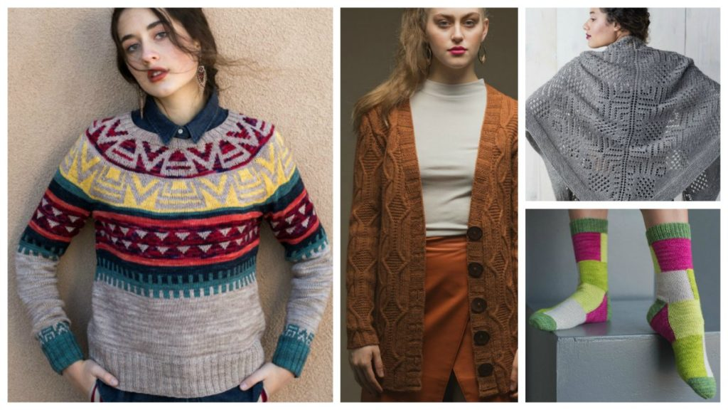 Our Favorite Knitting Patterns from 2018