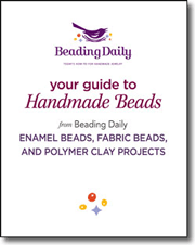 learn how to make your own handmade beads in this free guide from Interweave.