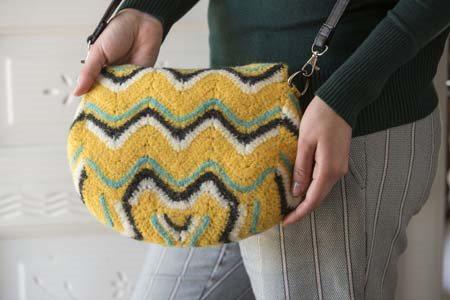It Girl Crochet: Purse