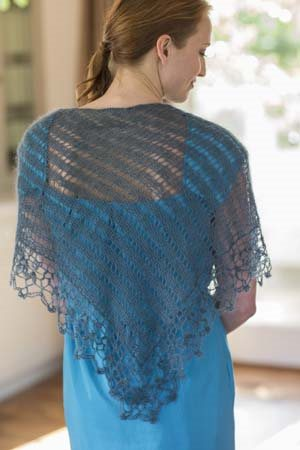 It Girl Crochet: Shawl