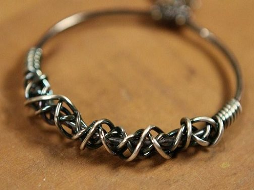 How To Make Jewelry With Heavy Gauge Wire Making Daily